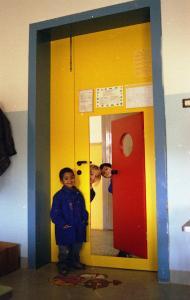 portababy in scuola elementare
